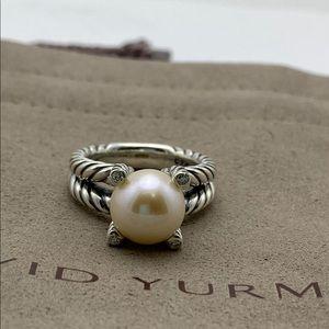 COPY - David Yurman Freshwater Pearl Ring SZ 7